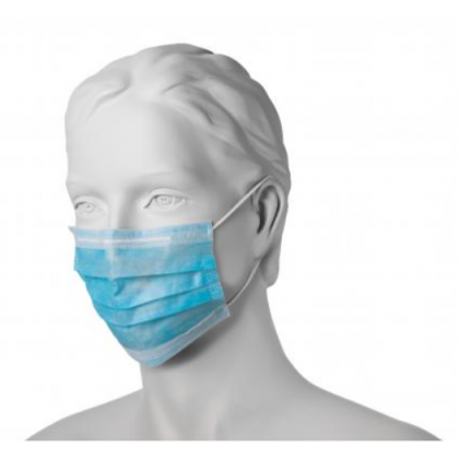 Maska higieniczna z włókniny