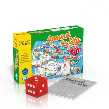 Around the City - gra do nauki języka angielskiego