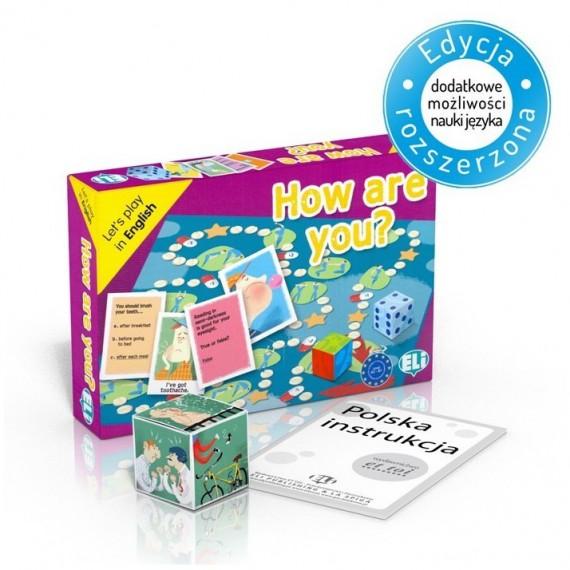 How are you? - gra językowa do nauki angielskiego