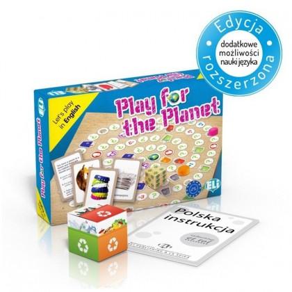 Play for the Planet - gra do nauki angielskiego