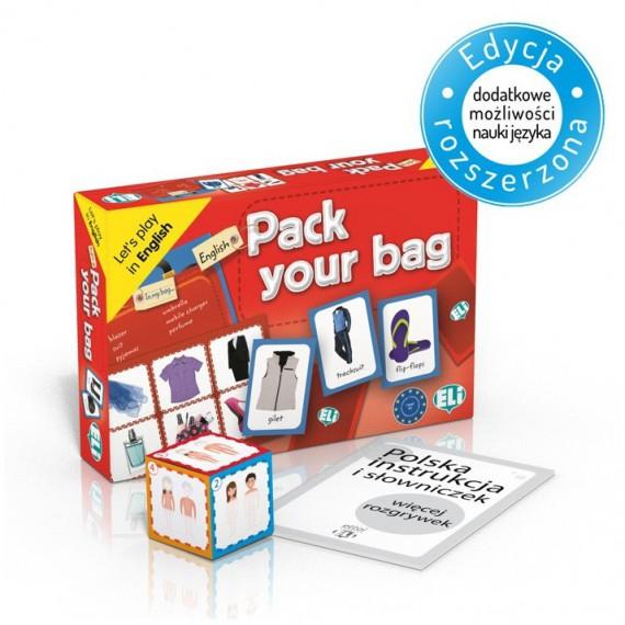 Pack your bag - gra do nauki angielskiego