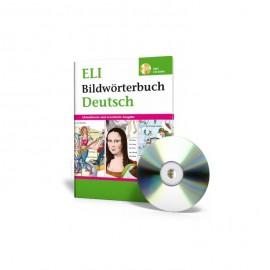 ELI Bildwörterbuch Deutsch + CD-ROM  do nauki niemieckiego