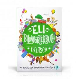 ELI Bildwörterbuch Deutsch - mit Audioversion und digitalen Aktivitäten do nauki niemieckiego