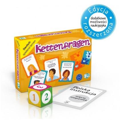 Kettenfragen - gra językowa do nauki niemieckiego
