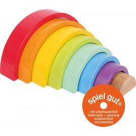 Duża tęcza Montessori - Small Foot