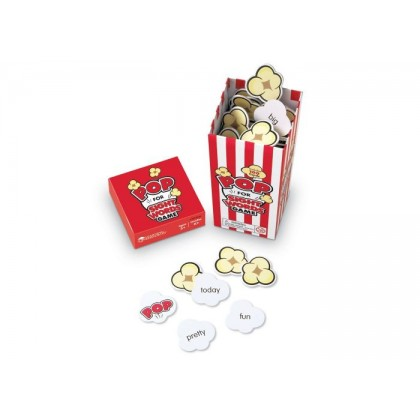 Angielski POPcorn - zabawa słowami
