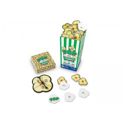 Angielski POPcorn - zabawa słowami - dwuznaki
