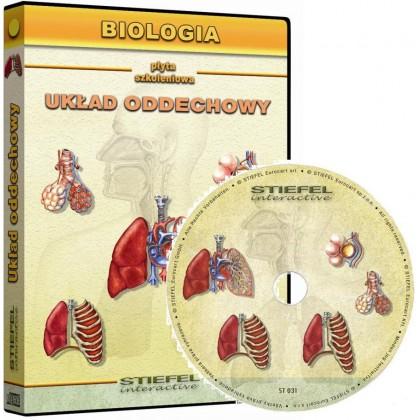 Układ oddechowy - program multimedialny