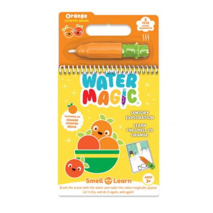 Pachnąca kolorowanka wodna - pomarańczka