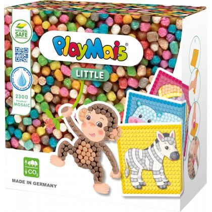 Piankolina PlayMais - mozaika małe ZOO