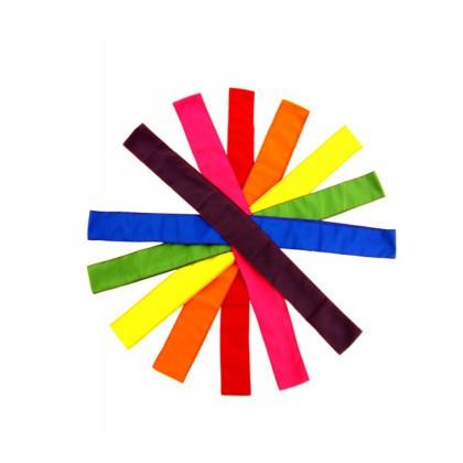 Kolorowe szarfy - 7szt.