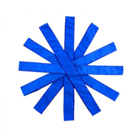 Niebieskie szarfy - 6szt.