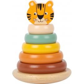 Piramida edukacyjna - tygrysek
