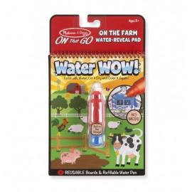 Kolorowanka wodna Water Wow - farma