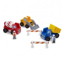 Maszyny budowlane z kierowcami