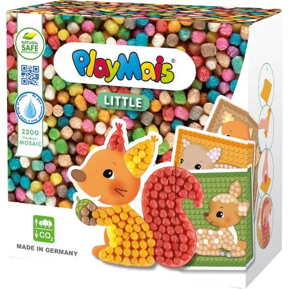 Piankolina PlayMais - mozaika zwierzęta leśne