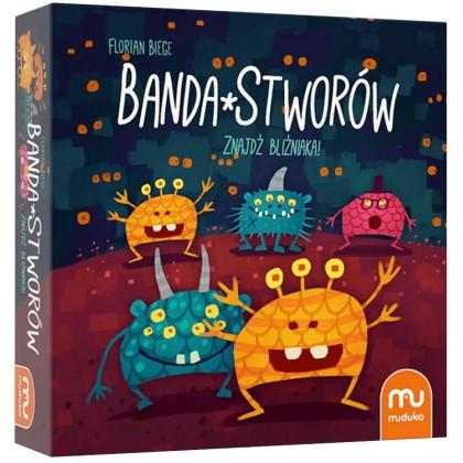 Banda stworów - gra planszowa