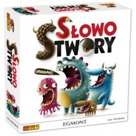 Słowo Stwory - gra słowna