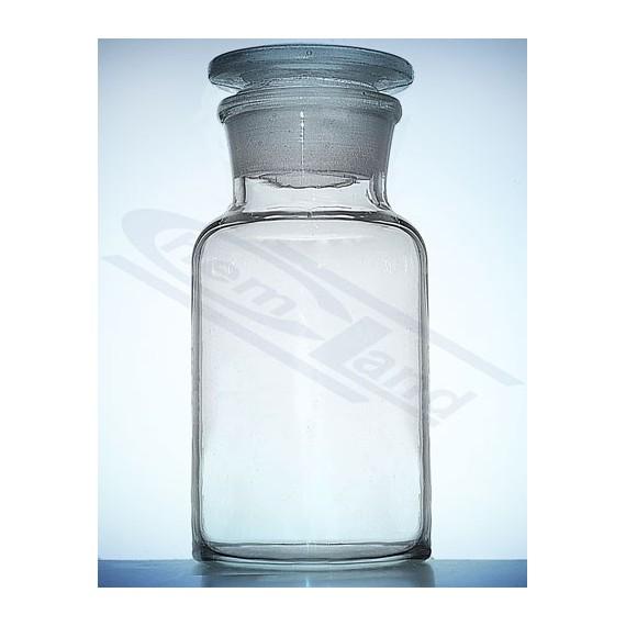 Butelka z korkiem na szlif