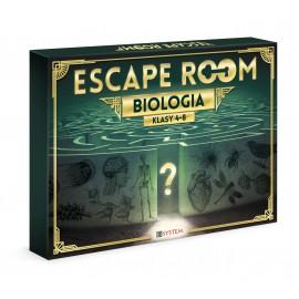 Gra Escape Room. Biologia dla klasy 4-8