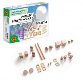 Pamięć sensoryczna - gra drewniana