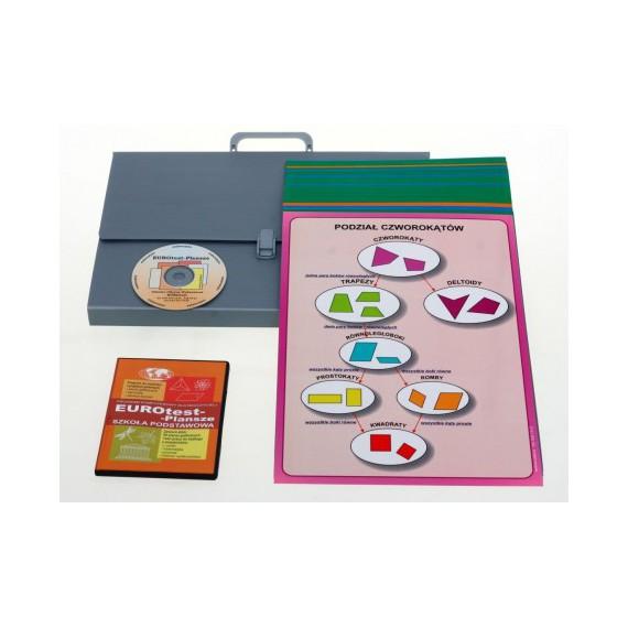 Zestaw plansz matematycznych w wersji drukowanej