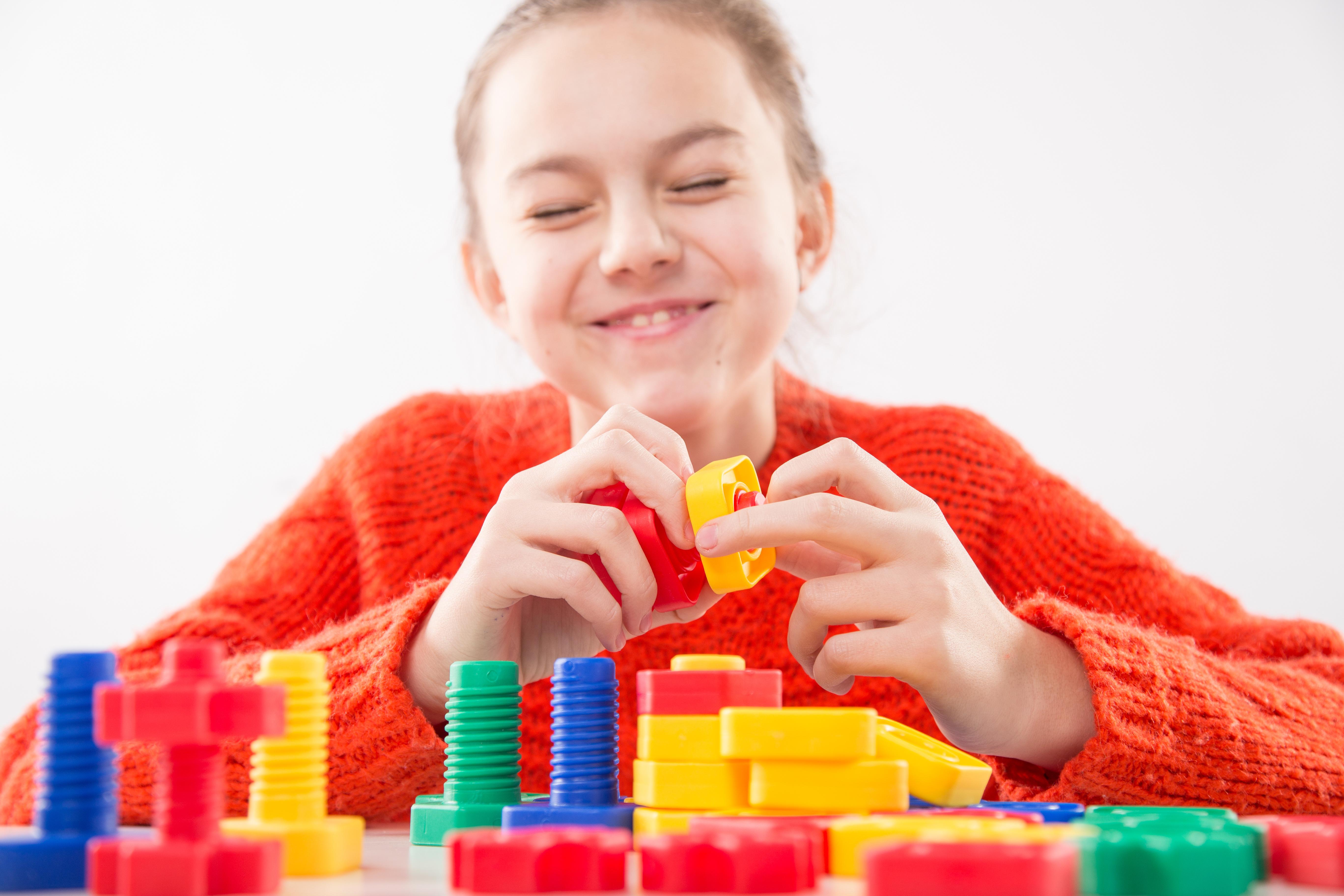Zaburzenia SI u dzieci